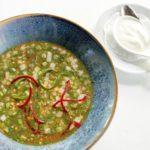 Окрошка овощная Vegetable Okroshka
