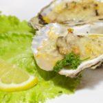 Запеченные устрицы Baked oysters