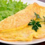 Классический омлет - Classic omelette