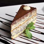 Маковый торт Poppy seed cake