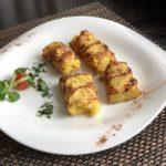 Люля-кебаб из картофеля Lula-kebab from potatoes