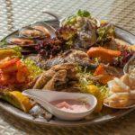 Ассорти из морепродуктов Assorted seafood