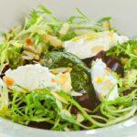 Салат из запеченной свеклы Baked beetroot salad