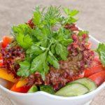 Бакинские овощи Baku vegetables