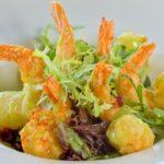 Креветки тэмпура Tempura shrimp
