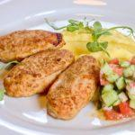 Котлеты из курицы Chicken cutlets