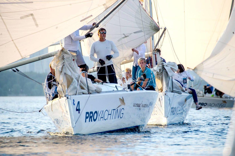 Летний кубок Регаты Pro Yachting