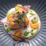 Филе лосося. Salmon fillet