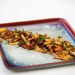 Картофель жареный с лисичками / Fried potatoes with chanterelles